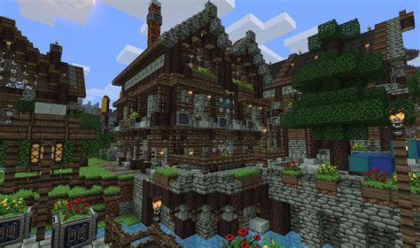 Small Medieval House  Mittelalterliches Haus Minecraft