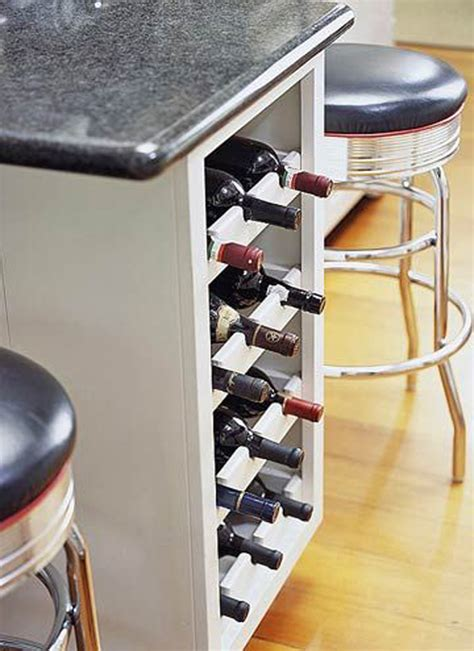 built  diy wine storage ideas home design  interior