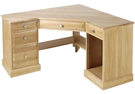 Corner Computer Desk With Hutch Canada by Oak Corner Desk For Home Office Improvement