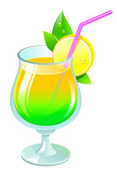 Cocktail Clipart 82 Best Images About Summer Vacation Png On