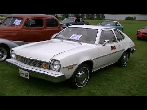 1976 Ford Pinto by Unrestored 1976 Ford Pinto