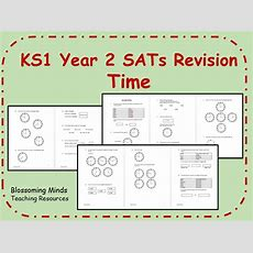 Ks1 Year 2 Maths Sats Revision  Time  Differentiated Levels By Blossomingminds Teaching