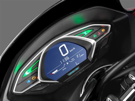 Pcx 2018 Speedometer by Honda Pcx125 Pcx150 Motor Scooter Guide