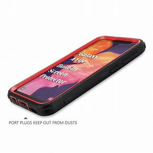 Samsung Galaxy A10e Case  Covrware   Aegis Series   With