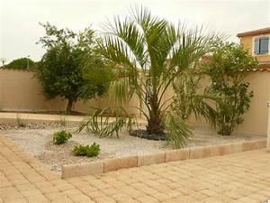 gravier pour allee garage 11 un jardin sec dans le gard With allee de jardin pour voiture 1 un jardin sec dans le gard jardins de paysagistes