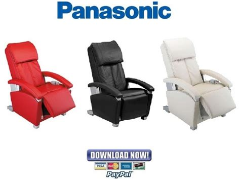 Panasonic Chairs Europe by Panasonic Ep1080 Service Manual Repair Guide