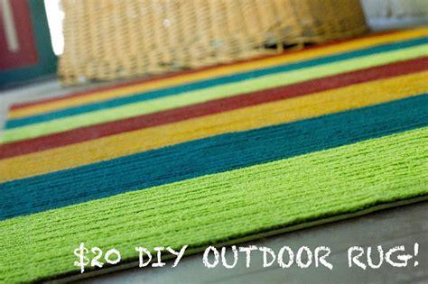 diy outdoor rug popcorn nights my 20 diy outdoor rug