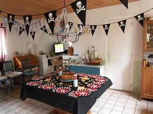Deco Anniversaire Pirate : a l 39 abordaaaaaaaaaaaage mon petit monde ~ Melissatoandfro.com Idées de Décoration