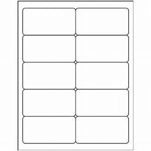 Avery 8253 matte white 2x4quot color printing address labels for 2x4 colored labels
