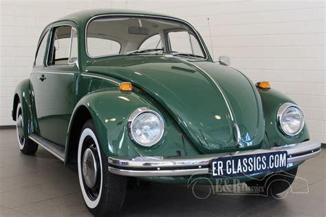 green volkswagen beetle volkswagen beetle green 1969 new paint beautiful car in