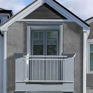 casapror franzosischer balkon 90x156cm gelander fenster With französischer balkon mit lichtsteuerung garten