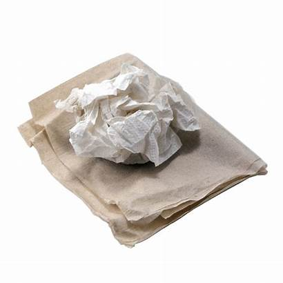Paper Towels Napkins Dirty Why Put Recycling