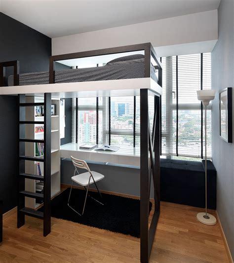 Small Bedroom Design Ideas Singapore by View Study Room Bedroom Designs Renovation Portfolio