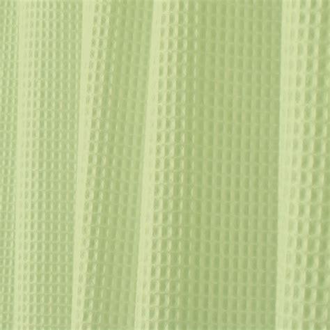 york fabric shower curtain aloe green in shower curtains