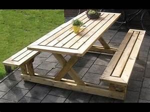 Tisch selber bauen Tisch selber bauen anleitung - YouTube