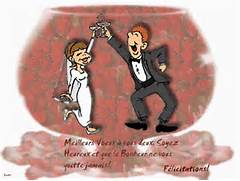 de mariage gratuites cybercartes image humoristique anniversaire de - Cybercarte Anniversaire De Mariage