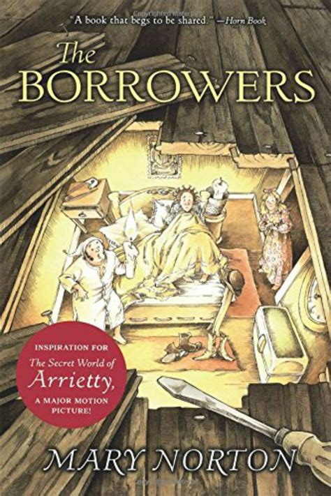 book review mary nortons  borrowers