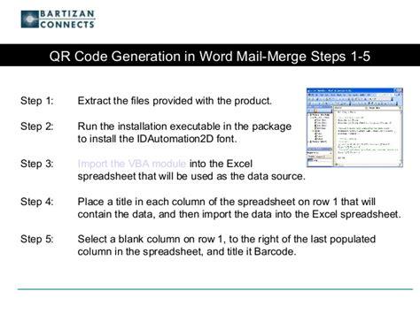 excel print qr code