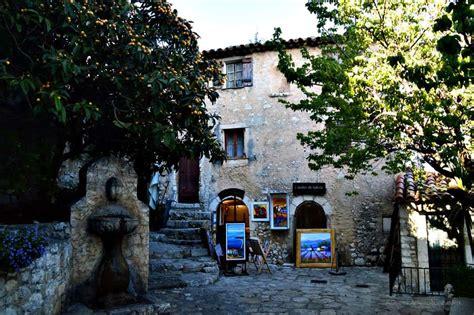 Visiting Eze Village France Agreekadventure World