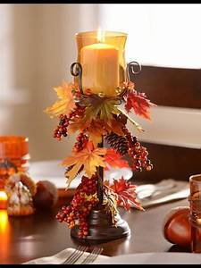 20, Easy, Thanksgiving, Decorations, For, Your, Home