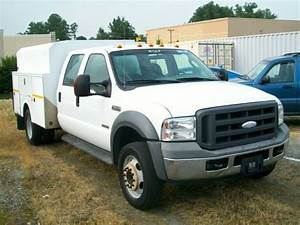 Purchase Used 2005 Ford F450  Xl  Crew Cab  Utility