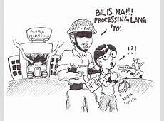 Editorial Cartoon Issue No 1 Tinig ng Plaridel