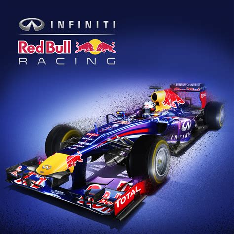 Red Bull Infiniti Racing Logo, Infiniti F1 Wallpaper