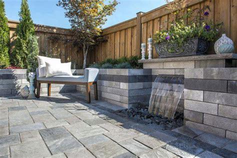 unilock patio designs patio pavers for modern landscape designs unilock