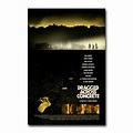 Dragged Across Concrete Movie Canvas Silk Poster Wall Art ...
