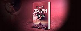 First Look: Origin by Dan Brown - Dead Good