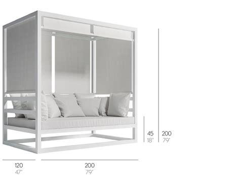 al fresco tecnico outdoor furniture sofa garden sofa