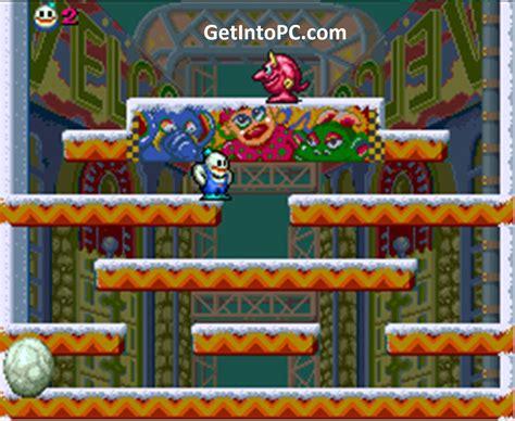 Snow Bros Game Free Download Pc Version