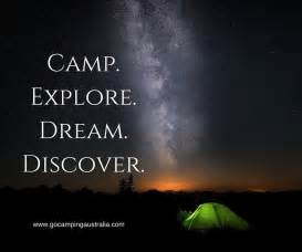 Inspirational Quotes About Camping