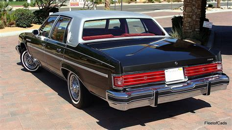 2015 Buick Electra by All American Classic Cars 1979 Buick Electra Park Avenue