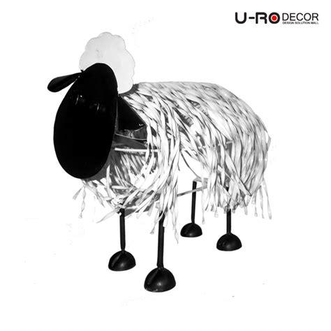 กระถางดอกไม้ : SHEEP หุ่นรูปแกะน้อย - เฟอร์นิเจอร์และของตกแต่งบ้าน