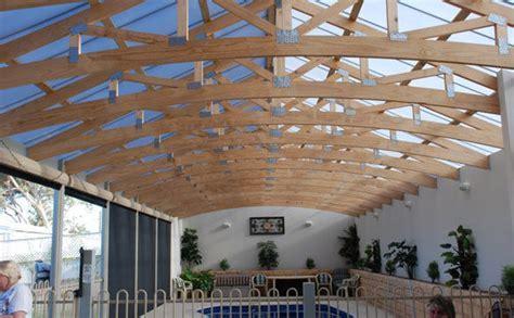 Bullnose Verandah, Bullnose Roofing, Verandah Rafters