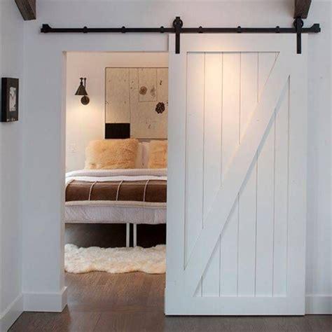 home dzine home diy diy barn style sliding door