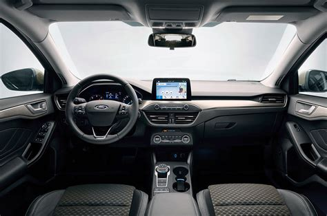asi es el nuevo ford focus de cuarta generacion  se