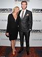 Liam Hemsworth bares striking resemblance to mother Leonie | Daily Mail Online