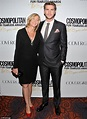 Liam Hemsworth bares striking resemblance to mother Leonie ...