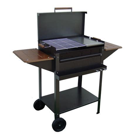 cuisine d été extérieure en barbecue charbon de bois 080 100 achat vente