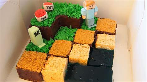 Minecraft kūka - Betijas kūkas