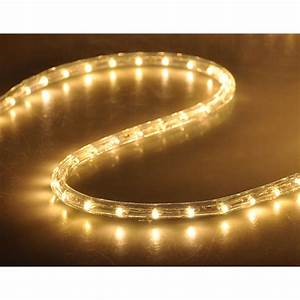 Led rope light flex wire outdoor holiday d?cor