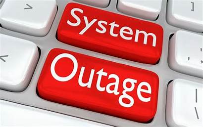 Downtime Outage System Network Business Planned Cost