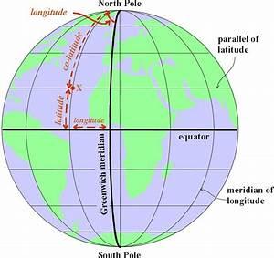 Latitude Longitude  See Video Link Below For Short  But