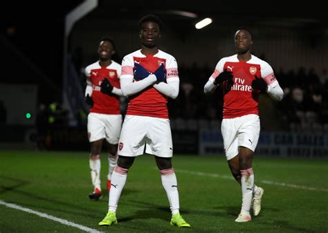 arsenal academy season review  daily cannon