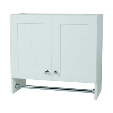 home depot wall cabinets glacier bay 27 in x 25 in x 12 in laundry wall cabinet