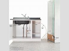 How to Install Refrigerator Plumbing The Family Handyman