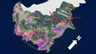 terbentuknya provinsi kalimantan utara