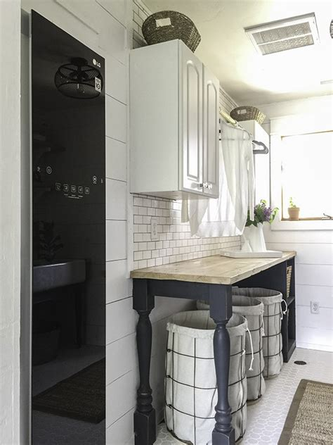 small bathroom countertop ideas 70 functional laundry room design ideas shelterness
